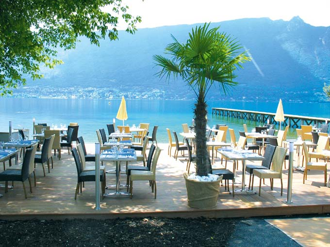 Le lido aix les bains destination affaires - Restaurant la folie des grandeurs aix les bains ...