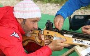 Biathlon : dans la peau d'un champion !