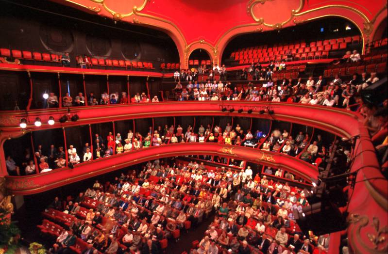 Spectacle theatre casino aix les bains